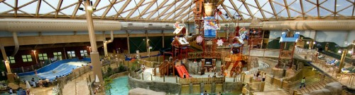 Massanutten Indoor Water Park