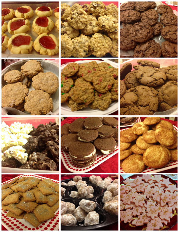 2014 Cookie Party